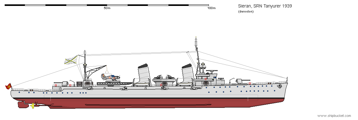 SRN Tanyurer after her rebuild